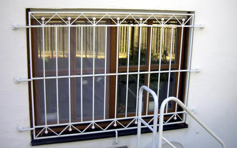 Fenstergitter Schlosserei Gluck